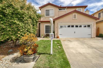 Vallejo Single Family Home For Sale: 159 Suncliff Place
