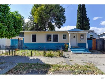 Contra Costa County Single Family Home For Sale: 721 Brown Street