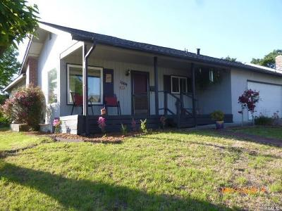 Petaluma Single Family Home For Sale: 1609 Joan Drive