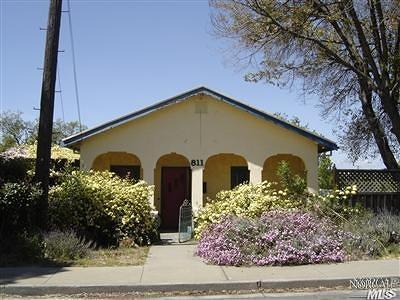 Benicia Single Family Home For Sale: 811 East 6th Street
