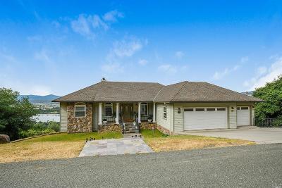 Hidden Valley Lake Single Family Home For Sale: 18750 Fernwood Road