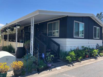 Mendocino County Mobile Home For Sale: 700 East Gobbi Street #46, 46