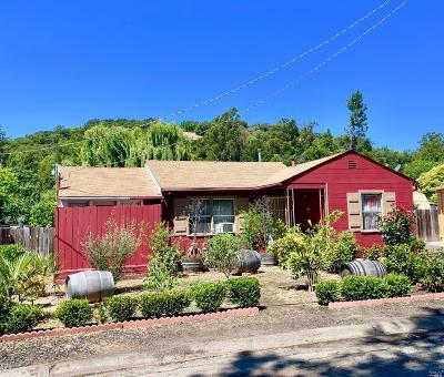 Napa County Single Family Home For Sale: 189 Dewitt Avenue