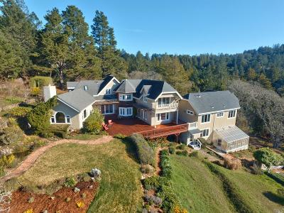 Sebastopol Single Family Home For Sale: 12413 Elliott Lane
