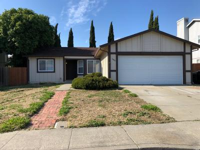 Suisun City Single Family Home For Sale: 1402 Prospect Way