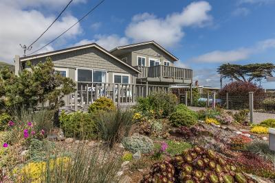 Bodega Bay Single Family Home For Sale: 7036 Cliff Avenue