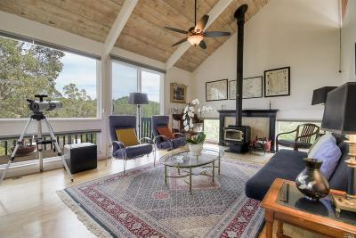 Mill Valley Single Family Home For Sale: 304 Bristol Place