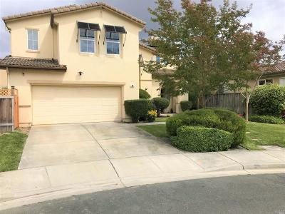 American Canyon Single Family Home For Sale: 38 Castellina Circle