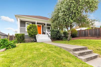 Napa County Multi Family 2-4 For Sale: 1031 Evans Avenue