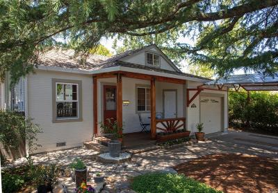 Sonoma Single Family Home For Sale: 851 1st Street West