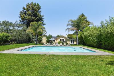 Sonoma Single Family Home For Sale: 89 Specht Road