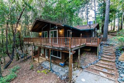 Willits Single Family Home For Sale: 3981 Perch Circle