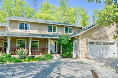 Lake County Single Family Home For Sale: 15185 Bottle Rock Road