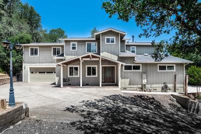 Mendocino County Single Family Home For Sale: 994 Fairway Avenue