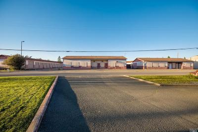 Mendocino County Commercial For Sale: 120 Feedlot Lane