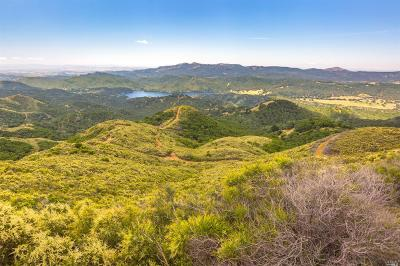 Napa Residential Lots & Land For Sale: Blue Ridge Road