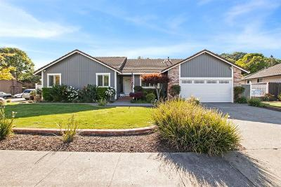 Novato Single Family Home For Sale: 1162 Lea Drive
