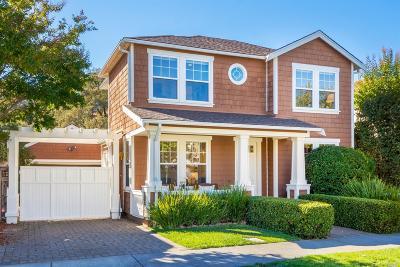 Novato Single Family Home For Sale: 19 Alconbury Way