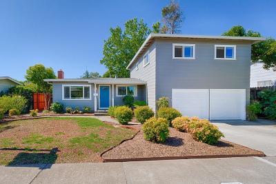 Healdsburg Single Family Home For Sale: 546 Powell Avenue