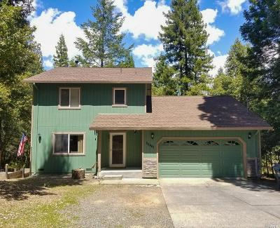 Willits Single Family Home For Sale: 25461 Poppy Drive