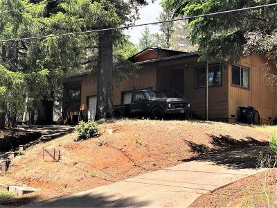 Willits Multi Family 2-4 For Sale: 1540 Daphne Drive
