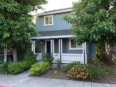 Benicia Single Family Home For Sale: 525 Military W Street