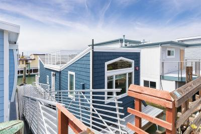 Sausalito Mobile Home For Sale: 35 Issaquah Dock