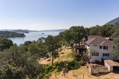 Lake County Single Family Home For Sale: 8380 Peninsula Drive