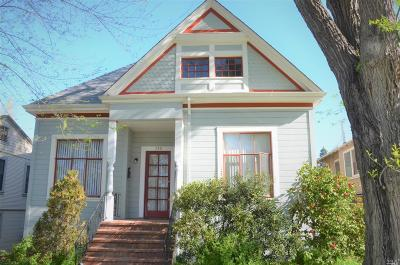 Vallejo Multi Family 2-4 For Sale: 530 Ohio Street #A&B