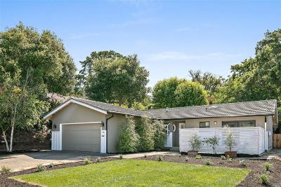Novato Single Family Home Contingent-Show: 33 Balra Drive