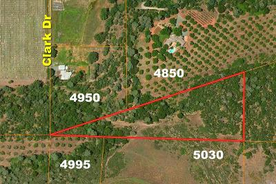 Kelseyville Residential Lots & Land For Sale: 4990 Clark Drive