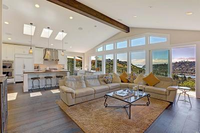 Tiburon Single Family Home For Sale: 123 Round Hill Road