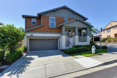 Vallejo Single Family Home For Sale: 6576 Deerfield Drive