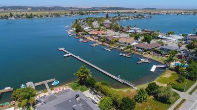 Novato Condo/Townhouse For Sale: 97 Caribe Isle