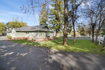 Single Family Home For Sale: 555 Highland Avenue