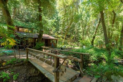 Ukiah Multi Family 2-4 For Sale: 4901 Mill Creek Road