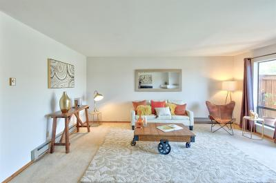 San Rafael Condo/Townhouse For Auction: 490 Canal Street #17