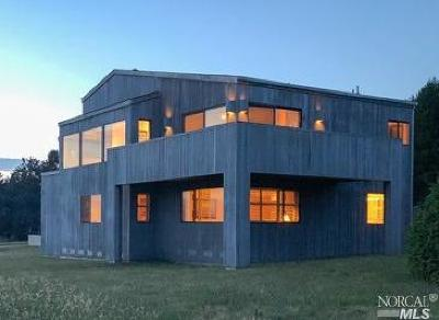 The Sea Ranch Single Family Home For Sale: 41319 West Wind