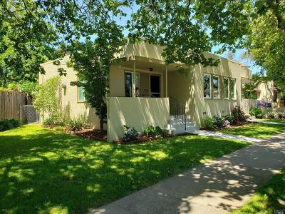 Marin County Multi Family 2-4 For Sale: 407 Woodland Drive