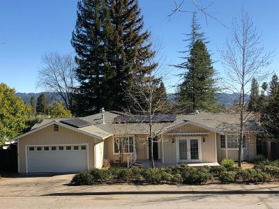 Napa County Single Family Home Contingent-Show: 1605 Sylvaner Avenue
