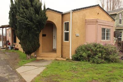 Vallejo Multi Family 2-4 For Sale: 614 Sheridan Street
