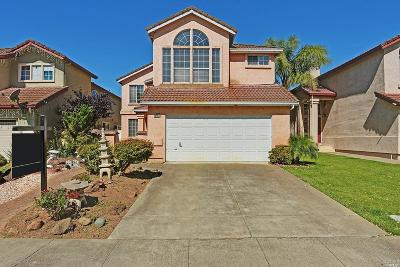Suisun City Single Family Home For Sale: 409 Kinsmill Court