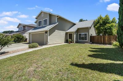 Fairfield Single Family Home Contingent-Show: 2524 Woolner Avenue