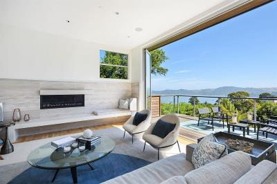 Sausalito Single Family Home For Sale: 19 Toyon Lane