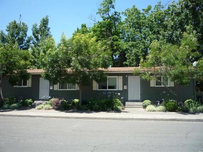 Napa County Multi Family 2-4 For Sale: 1585 Seminary Street