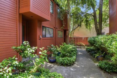 Marin County Condo/Townhouse For Sale: 1717 Novato Boulevard #14