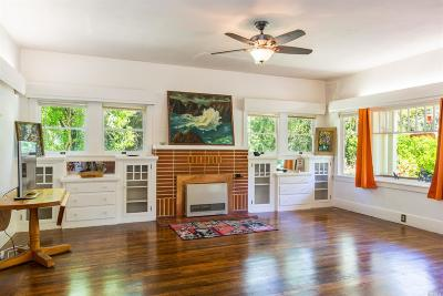 Mendocino County Single Family Home For Sale: 16100 Highway 128 Highway