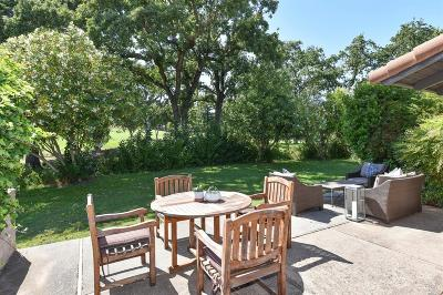 Napa County Condo/Townhouse For Sale: 65 Fairways Drive