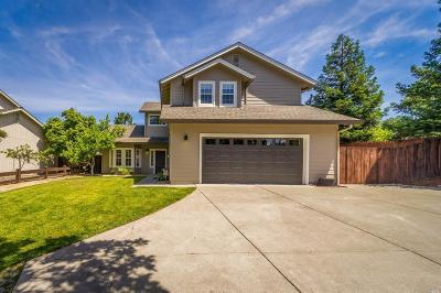 Napa County Single Family Home For Sale: 22 Autumn Creek Court