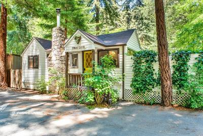 Guerneville Single Family Home For Sale: 14543 Cherry Street